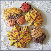 Сувениры и подарки ручной работы. Ярмарка Мастеров - ручная работа Осенний набор. Handmade.