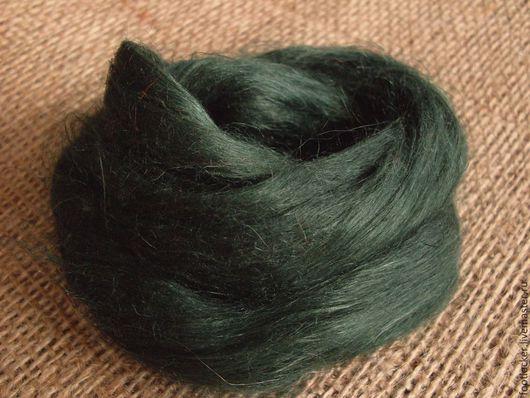 Валяние ручной работы. Ярмарка Мастеров - ручная работа. Купить Конопля волокна для валяния, Fir, 10 гр. Handmade.