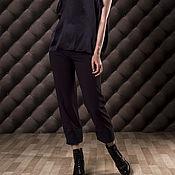"""Одежда ручной работы. Ярмарка Мастеров - ручная работа Брюки женские """"Luxury"""". Handmade."""