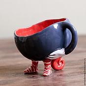 Посуда ручной работы. Ярмарка Мастеров - ручная работа Утренний Роджер. Handmade.