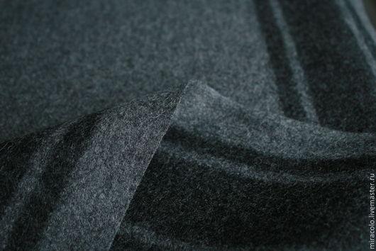 Шитье ручной работы. Ярмарка Мастеров - ручная работа. Купить Купон ладен Loro Piana, Ar-L160. Handmade. Серый
