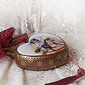 Подарки к праздникам handmade. Livemaster - original item interior large heart