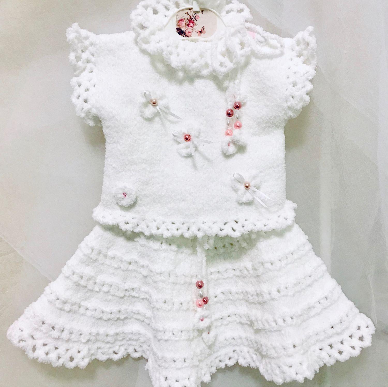 Set of clothes for girls ' Alice», Baby Clothing Sets, Dzhubga,  Фото №1