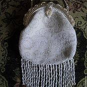 Сумки и аксессуары ручной работы. Ярмарка Мастеров - ручная работа Свадебная сумочка. Handmade.