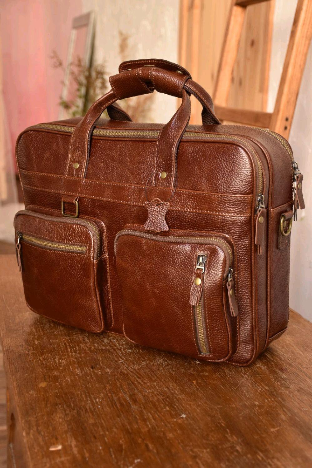 Мужская сумка из натуральной кожи СМ  496, Мужская сумка, Киров,  Фото №1