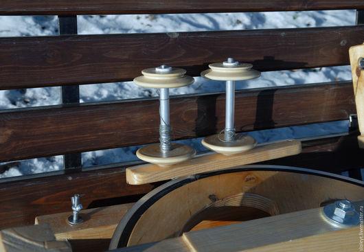 Другие виды рукоделия ручной работы. Ярмарка Мастеров - ручная работа. Купить Прялка Скай-5. Handmade. Бежевый, сосна