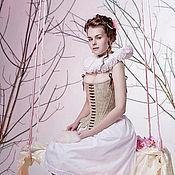 Одежда handmade. Livemaster - original item Historical corset, reconstruction. Handmade.