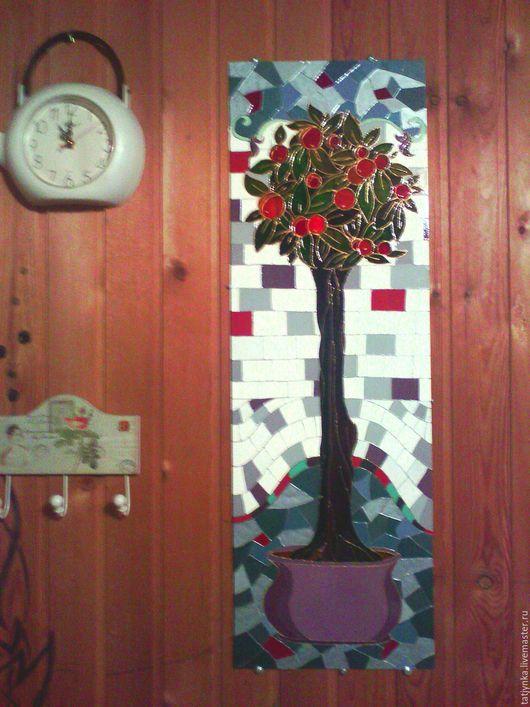 Натюрморт ручной работы. Ярмарка Мастеров - ручная работа. Купить Мандариновое дерево. Handmade. Талисман на удачу, подарок на любой случай