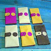 Сумки и аксессуары handmade. Livemaster - original item wallet (travel). Handmade.