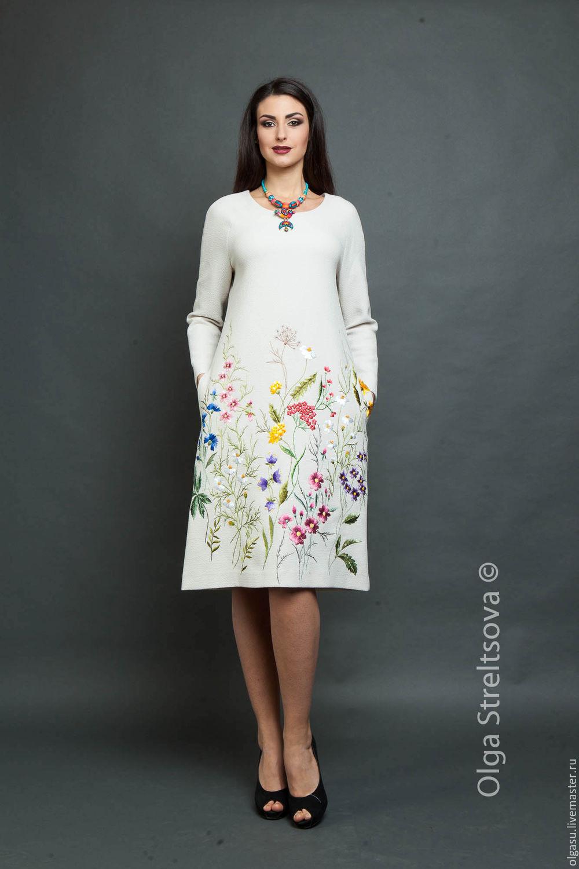 Интернет магазин платьев с вышивкой