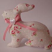 Куклы и игрушки handmade. Livemaster - original item Easter Bunny Tilda toy. Handmade.