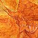 Картина Лиса Кицунэ Сказочная картина фэнтези Картина Лиса Картина девушка-лиса Картина Кицунэ