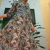 Одежда ручной работы. Ярмарка Мастеров - ручная работа Платье Полет бабочек. Handmade.