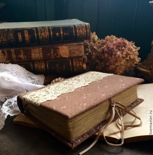 """Блокноты ручной работы. Ярмарка Мастеров - ручная работа. Купить Авторский блокнот """"Джейн Эйр"""". Handmade. Коричневый, блокнот для записей"""