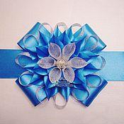 Работы для детей, handmade. Livemaster - original item Bow on discharge from the hospital,