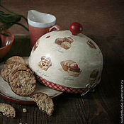 Для дома и интерьера handmade. Livemaster - original item Ware-teapot chocolate-covered cherries. Decoupage. Handmade.
