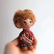 Куклы и игрушки handmade. Livemaster - original item Gnome Kuzya. Handmade.