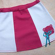 """Работы для детей, ручной работы. Ярмарка Мастеров - ручная работа юбка """"Мишка"""". Handmade."""