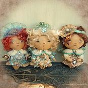 Куклы и игрушки ручной работы. Ярмарка Мастеров - ручная работа Снегурочки. Handmade.