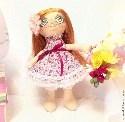 Коллекционные куклы ручной работы. Ярмарка Мастеров - ручная работа. Купить Кукла Оливия. Handmade. Кукла ручной работы, для интерьера