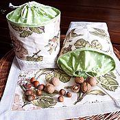 Для дома и интерьера handmade. Livemaster - original item Bags Prokhorovskaya rose. Handmade.