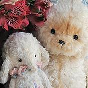 Куклы и игрушки ручной работы. Ярмарка Мастеров - ручная работа Сладкая парочка). Handmade.