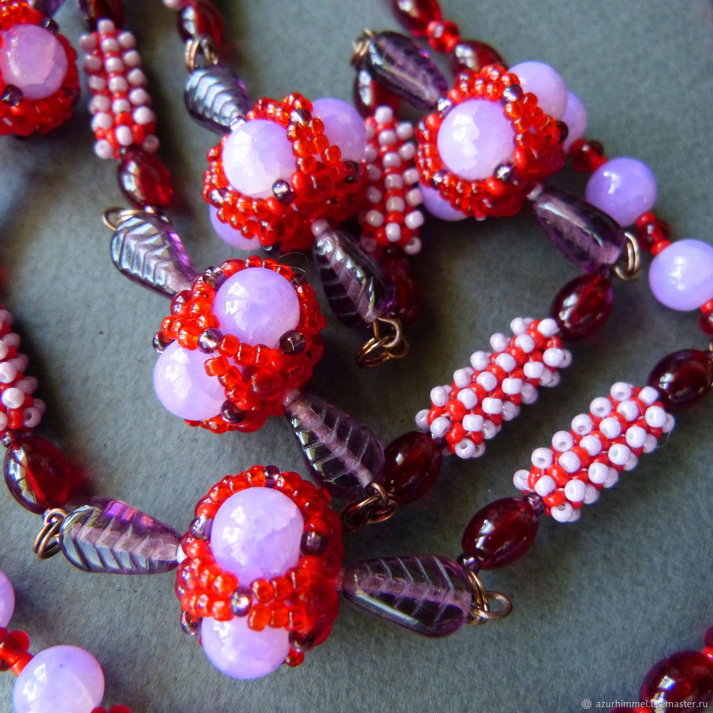 Amethyst light beads and Beads», Beads2, Saratov,  Фото №1