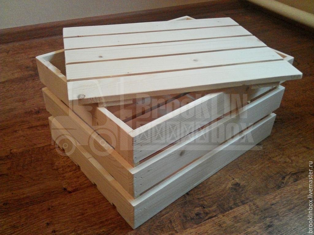 Как сделать деревянный ящики для хранения своими руками фото 330