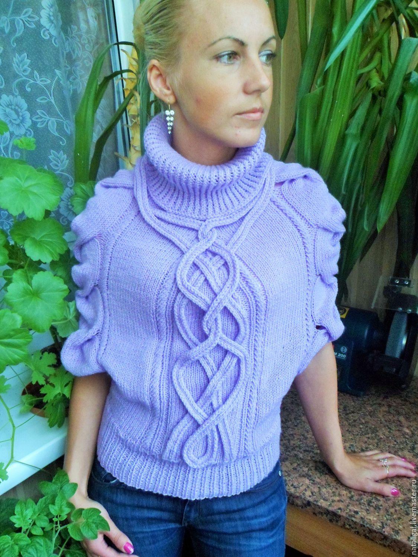 Заказ на вязание стоит