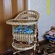 """Детская ручной работы. Ярмарка Мастеров - ручная работа. Купить столик для кормления """"Нюша"""". Handmade. Стол, золотой, столик для кормления"""
