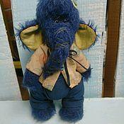 Куклы и игрушки ручной работы. Ярмарка Мастеров - ручная работа СлоНяшка. Handmade.