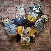Куклы и игрушки ручной работы. Ярмарка Мастеров - ручная работа Кофейная игрушка. Handmade.