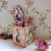 Сувениры и подарки ручной работы. Ярмарка Мастеров - ручная работа Набор Розовый. Handmade.