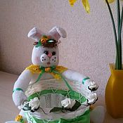 Подарки к праздникам handmade. Livemaster - original item The Easter Bunny. Handmade.