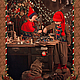 Детские карнавальные костюмы ручной работы. Рождественский комплект. Анастасия Курбатова (anastakurbatova). Ярмарка Мастеров. Новый год 2015, хлопок 100%