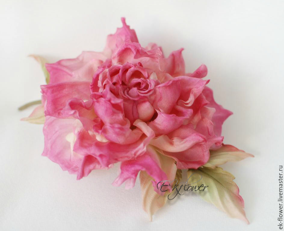 Fabric flowers silk flowers rose milenia shop online on silk flowers rose milenia mightylinksfo