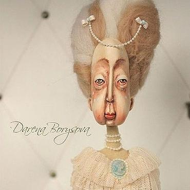 Куклы и игрушки ручной работы. Ярмарка Мастеров - ручная работа Бабушка Прасковья. Handmade.