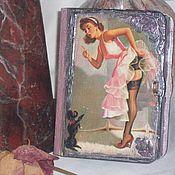 """Для дома и интерьера ручной работы. Ярмарка Мастеров - ручная работа шкатулочка""""ПРОКАЗНИК"""". Handmade."""
