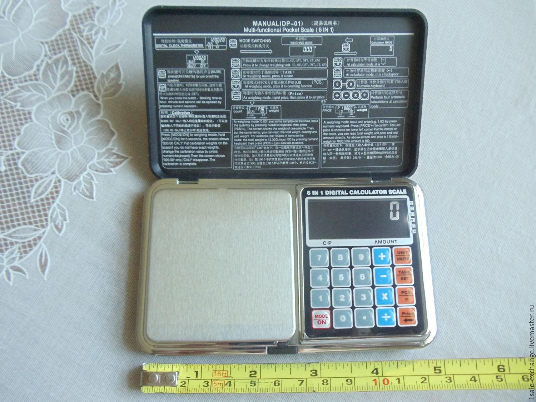 Инструкция работы на калькуляторе