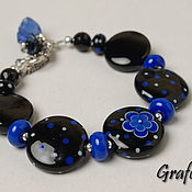 Украшения handmade. Livemaster - original item Bracelet Touch. Handmade.