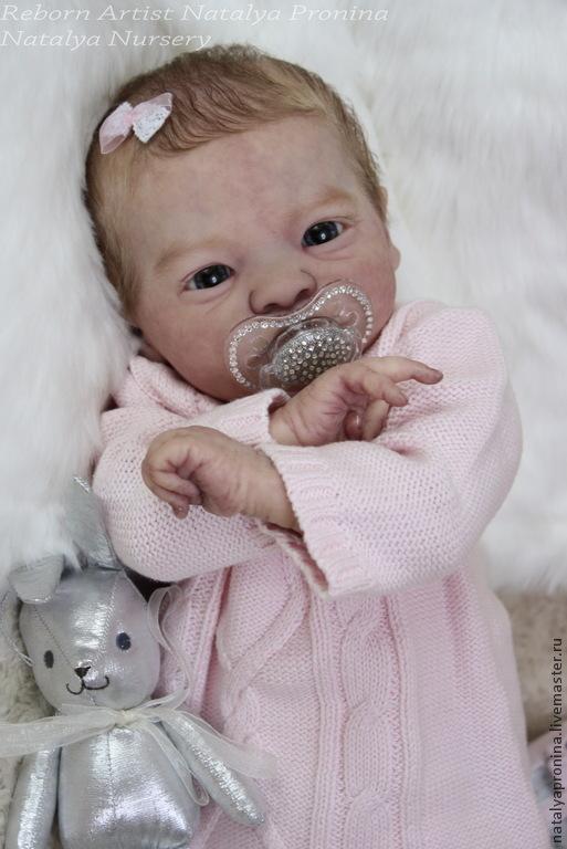 Куклы-младенцы и reborn ручной работы. Ярмарка Мастеров - ручная работа. Купить Малышка реборн Presley.. Handmade. Realborn