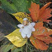 Куклы и игрушки ручной работы. Ярмарка Мастеров - ручная работа Флайшип. Миниатюра.. Handmade.