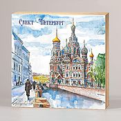 Сувениры и подарки handmade. Livemaster - original item More magnets