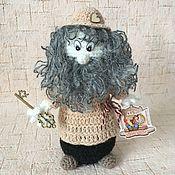 Народная кукла ручной работы. Ярмарка Мастеров - ручная работа Народная кукла: Домовята обереги для дома. Handmade.
