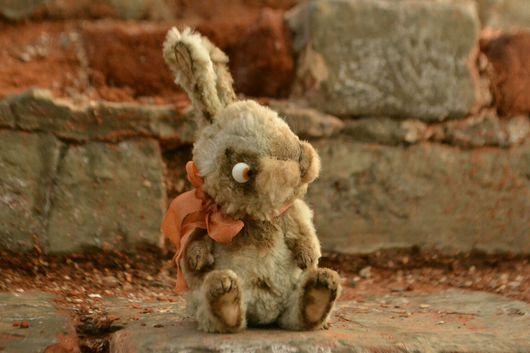 Мишки Тедди ручной работы. Ярмарка Мастеров - ручная работа. Купить Фима из семейства Мохнолаповых. Handmade. Тедди, Плюшевый мишка