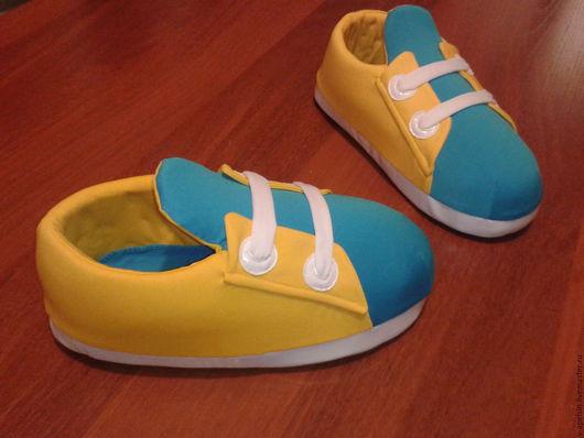 Ботинки Малыша из Барбоскиных 1600руб