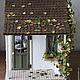 Кукольный дом ручной работы. Ярмарка Мастеров - ручная работа. Купить Маленький дачный домик. Handmade. Дом, румбокс, микро