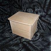 Материалы для творчества ручной работы. Ярмарка Мастеров - ручная работа Мини-комодик (22х18х17 см). Handmade.