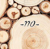 Для дома и интерьера ручной работы. Ярмарка Мастеров - ручная работа Фотофон спилы. Handmade.