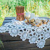 """Для дома и интерьера ручной работы. Ярмарка Мастеров - ручная работа Салфетка """"Завтрак на траве"""". Handmade."""